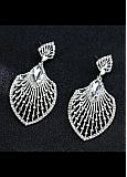 In Stock Excellent Alloy Wedding Earrings With Rhinestones